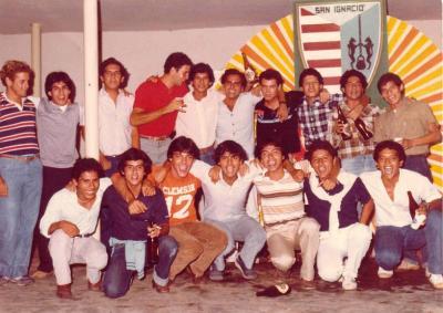 Bodas de Plata San Ignacio 81
